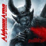 annihilator - for the demented album cover - mega-depth