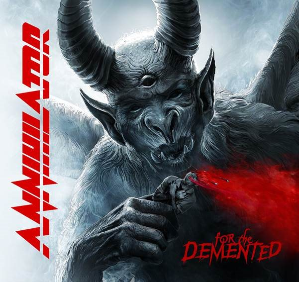 Annihilator – For the Demented (Album Review)