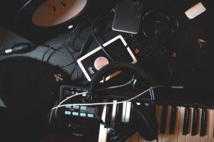 musical equipment - mega-depth