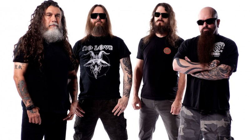 Slayer Announces Final Tour As A Band