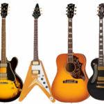 gibson guitars - mega-depth