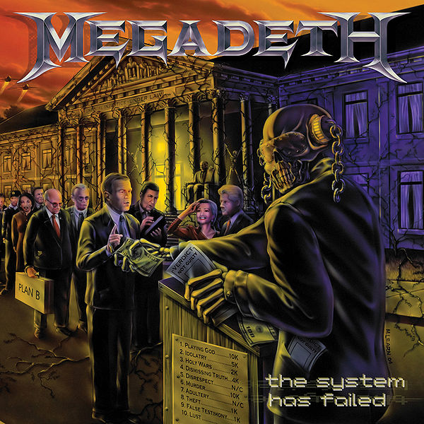 Underrated Albums: Megadeth – The System Has Failed