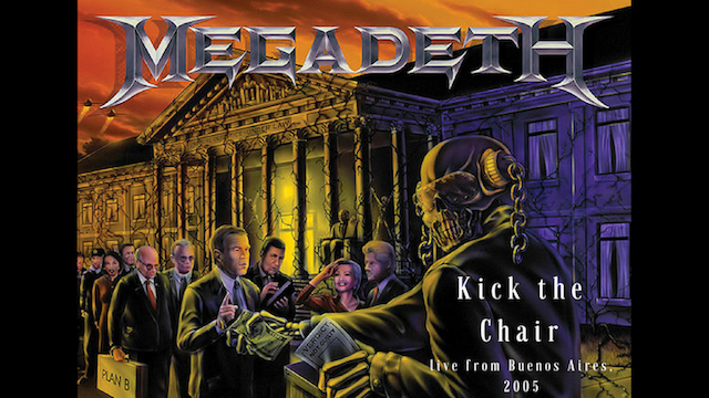 Underrated Albums: Megadeth – The System Has Failed | MegaDepth
