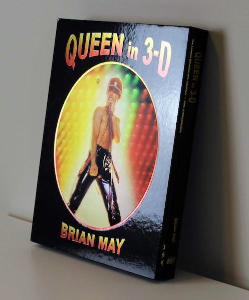 queen in 3d mega-depth brian may
