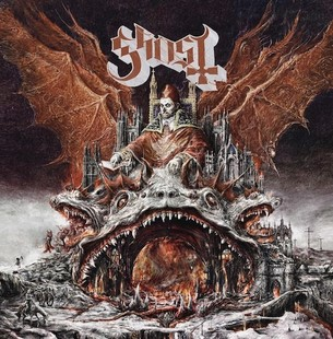 Ghost – Prequelle (Album Review)