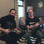 evan bradley john petrucci match the master ernie ball music man - mega-depth