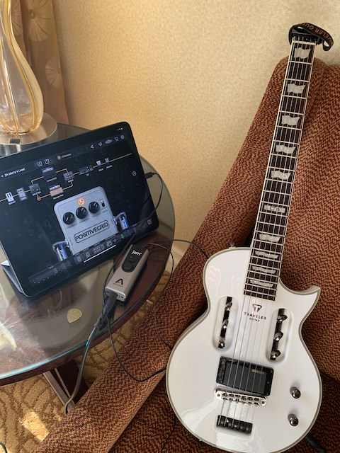 my travel gear traveler guitar bias fx mobile - mega-depth