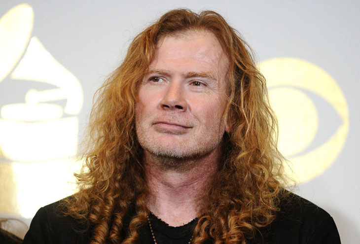 dave mustaine megadeth - mega-depth