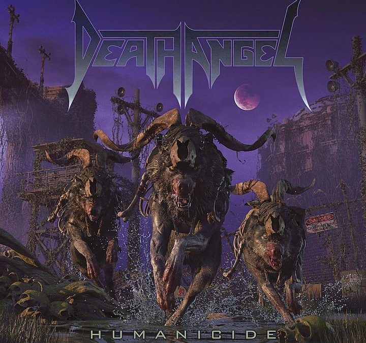 Death Angel – Humanicide (Album Review)